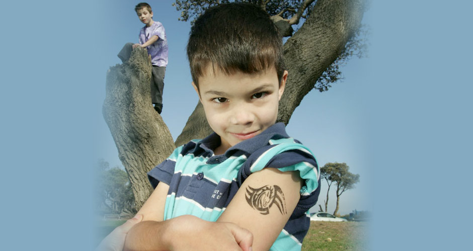 Kids Tattoo