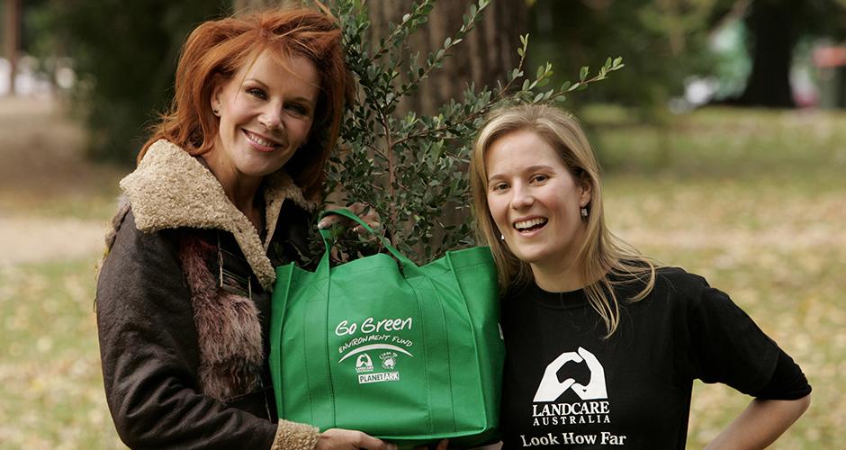 Landcare Go Green